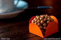 Brigadeiro de caramelo salgado (victorlimagarcia) Tags: food caf sweet gourmet doce brigadeiro foodphoto caramelo victorlima victorlimafotos caramelosalgado