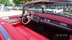 54032 (caddy58) Tags: car big power sweden cadillac eldorado 50s 51 50 55 deville 53 54 coupe meet 56 fins caddy 57 59 52 58 2016 convertibel nossebro