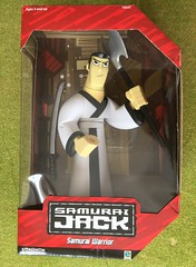 Equity - Cartoon Network - Samurai Jack Action Figure - Samurai Warrior    - Collector's Toy (firehouse.ie) Tags: boys television jack toy toys tv doll action cartoon figure warrior network samurai related cartoonnetwork equity samuraijack samuraiwarrior tvrelated