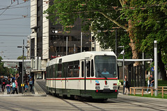 Düwag M8C #8007 AVG Augsburg (3x105Na) Tags: germany bayern deutschland tram augsburg strassenbahn tramwaj avg niemcy 8007 m8c düwag