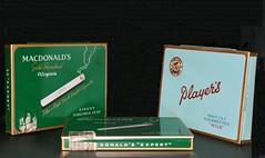 Cancer sticks... L'autoroute au cancer (Bob (sideshow015)) Tags: metal nikon 7100 can boxes cigarettes tabletop d7100