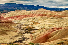 Painted Hills Sunrise (JuneBugGemplr) Tags: paintedhills