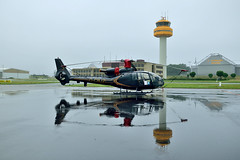 G-CBJZ, Westland SA 341 D Gazelle (Thorsten Mothes) Tags: hamburg ham flughafen gazelle westland hubschrauber helikopter gcbjz