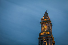 Clock Tower (Evan's Life Through The Lens) Tags: life camera morning light 2 summer two glass girl up night self work canon myself out lens outside early friend girlfriend day zoom mark wide adventure telephoto ii 5d after job f28 mk 2016 2470mm