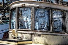 Where's Waldo (KnightedAirs) Tags: portrait reflection oregon digital self photography boat photo nikon houseboat d5200