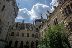 DSC06388 (Elsponsch) Tags: castle germany hannover schloss marienburg welfen