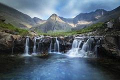 Path to Pureness (Tmuussoni) Tags: longexposure travel mountain water beautiful landscape flow scotland waterfall highlands scenery smooth riverscape visitscotland leefilters ilobsterit leica21mmsuperelmarmf34asph