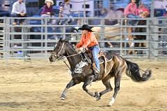 2016 Rio Arriba Rodeo (Larry Lamsa) Tags: rodeo abiquiu rioarriba rioarribafairgrounds oldabiquiu 2016rodeo lamsa horse horses barrelracing barrelracer bullrider broncobusting nm newmexico