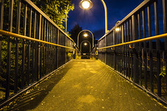 Platformed (georgehuthart) Tags: nightphotography canon kirkby eos5d nightshooters