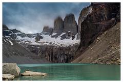 La octava maravilla del mundo (Pap y pelaro) Tags: chile lake del lago nikon torresdelpaine nikkor torres paine magallanes octavamaravilla d3100