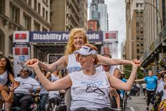 EM-160710-DisabilityPrideNYC-011 (Minister Erik McGregor) Tags: nyc newyork art festival photography march parade awareness visibility inclusion 2016 disabilitypride erikrivashotmailcom erikmcgregor 9172258963 erikmcgregor disabilitypridenyc disabilityparade