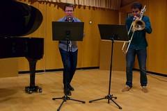 Sergi i Gerard Costes #vancomenaralalira #laliraampostina #laliraampostina100 #surtdecasaebre #ebreactiu #viulebre #canal21ebre #amposta 16-07-2016 (manelzaera) Tags: laliraampostina centenaridelaliraampostina vancomenaralalira clarinet tromb