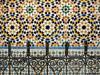 Colors and patterns (Shahrazad26) Tags: fès fez medina fèselbali mozaïek zellig zellij smeedijzer marokko maroc morocco