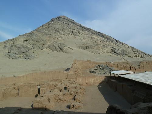 Perú, Huacas del sol y la Luna