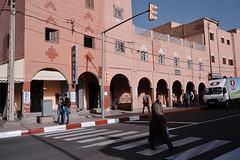 Town of Ouarzazate (Giannis Papanikos1) Tags: africa road street man truck photography desert north morroco berber arabian ouarzazate giannis tyravel papanikos