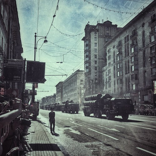 Moscow: National Parade. ©  612gr