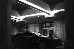 Flare (unDaily Power) Tags: blackandwhite bw ontario canada film 35mm nikon kodak ottawa nikkor panatomicx panx nikkormatel kodakpanx