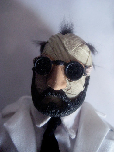 The Invisible Man in Disguise Beard and Moustache 9820