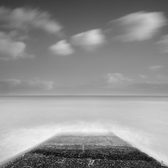 Stage Cove (JLM_DCC) Tags: longexposure ireland sea blackandwhite bw seascape black blancoynegro blanco water monochrome mono coast cove stage tripod bn copper ie waterford irlanda bunmahon nd1000 jlmdcc javierleite leebigstopper nikond800e