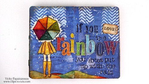 Art Journal: If you love the rainbow