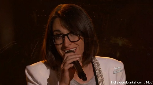 "Michelle Chamuel ""Just Give Me a Reason"" – THE VOICE Live Show Night Two Video"