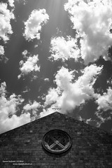 Crosses (Daniel Kulinski) Tags: city trip sea summer vacation sky urban cloud beach water architecture clouds photography europe image cloudy daniel creative picture hellas samsung poland structure symmetry greece warsaw symmetric shape 1977 rodos rhodes photograhy rhodos nx egeo kulinski  nx20 samsungnx samsungimaging danielkulinski samsungnx20