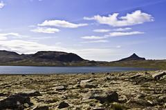 Baulárvallavatn (geh2012) Tags: lake mountains clouds iceland ísland snæfellsnes vatn ský geh fjöll baulárvallavatn gunnareiríkur
