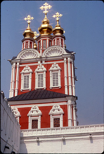 Church of the Novodivichy Convent