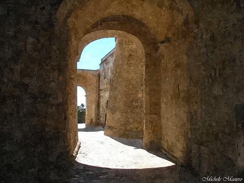 italy otranto salento puglia castelli fotosketcher (Photo: michele masiero on Flickr)