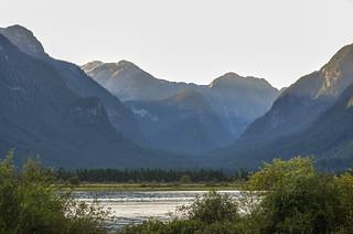 Widgeon Creek Valley