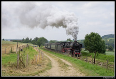 SSN 01 1075 - 32935 (Spoorpunt.nl) Tags: station 01 juli 13 trein zuid jubileum ssn 1075 dagen stoom stoomtrein eys 2013 maatschappij 32935 limburgse wittemerweg