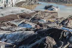 Terminus (Meredith Lewis) Tags: ice water is iceland nationalpark europe glacier iceberg moraine glaciallake svnafellsjkull vatnajkullsjgarur