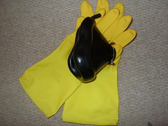 SDC11616 (chloebrooks593) Tags: rubber gloves anaesthetic crossdresser anesthesia