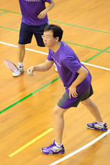 2013-08-02 18.11.53 (pang yu liu) Tags: sport yahoo y exercise contest competition final aug badminton engineer tw 08       2013