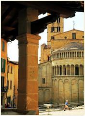 Santa Maria Della Pieve Arezzo, Explore Aug 11, 2013 #487 (claude lina) Tags: explore toscane italie arezzo