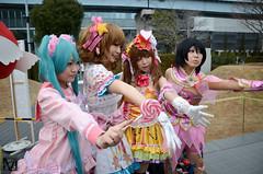 Comiket 83-652 (marcellomasiero) Tags: girls anime cute sexy japan cool cosplay manga guys crossdressing videogames kawaii   odaiba cosplayers     comiket    comiket83 tokyobighsight