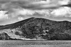 Vulcano (Andrea Scire') Tags: white black landscape island italia mare estate andrea e bianco nero sicilia paesaggio vulcano isola scirè andreascire andreascirè ©phandreascire