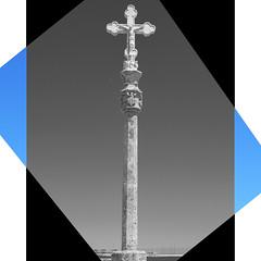 La Creu de Conca. (Jack Freeman Moonlight) Tags: blancoynegro valencia de la creu conca comunidadvalenciana pinedo creudelaconca valenciagram