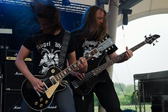"""Hellish Crossfire @ Rock Hard Festival 2013 • <a style=""""font-size:0.8em;"""" href=""""http://www.flickr.com/photos/62284930@N02/9606226675/"""" target=""""_blank"""">View on Flickr</a>"""