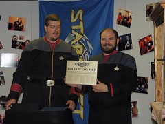 Zebulon Pike Commissioning Ceremony