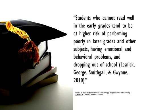 "Educational Postcard:  ""The Importance of Reading:"