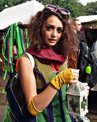 Elf Fantasy Fair 2013, Arcen Kasteeltuin, 158 (Andy von der Wurm) Tags: boy woman man anime holland men netherlands girl closeup portra