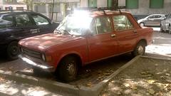 Fiat 128 rossa (1974) (Autogiacomo03 (Giacomo e Massimo)) Tags: fiat 128 fiat128