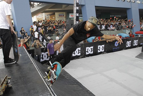 Skate Exhibition - Tommy Fynn