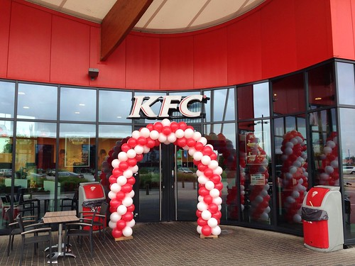 Ballonboog 6m KFC Middelburg