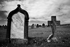 beautiful place to rest in peace (JR Photography) Tags: cemetery scotland peace britain rip tombstone great rest