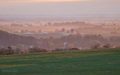 Morning Mist (4x4prints) Tags: morning mist sunrise dawn early ride pennsylvania flock balloon hills pa valley fields farms farmer rise susquehanna