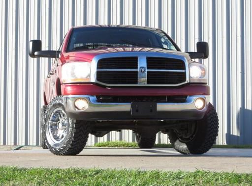 diesel 4wd dodge ram 2500