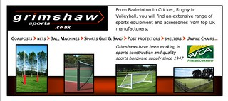 Grimshaw Sports Shop
