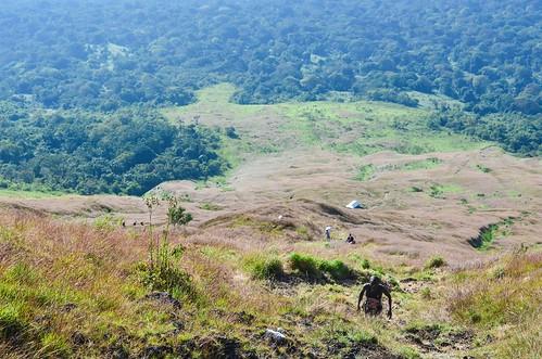 Climbing Mount Cameroon